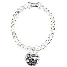 quipz_tshirt_blank Bracelet