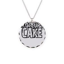 cake Necklace