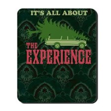 The Experience book Mousepad