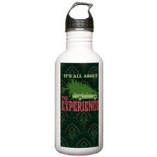 The Experience book Water Bottle