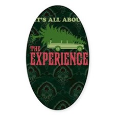 The Experience book Decal