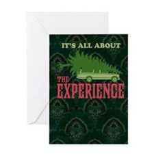 The Experience book Greeting Card