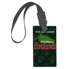 The Experience book Luggage Tag