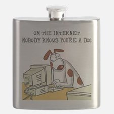 FIN-internet-nobody-knows-dog Flask