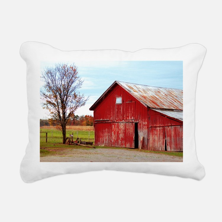 P1340233111018 Rectangular Canvas Pillow