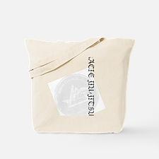vertical Gjj Tote Bag