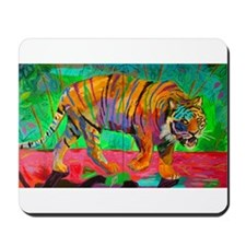 Alone in the Jungle Mousepad