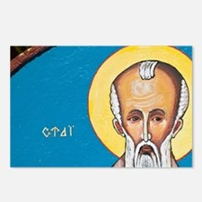 Ohrid. Icon of St. (Sveti Postcards (Package of 8)