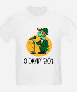 O Danny Boy Kids T-Shirt