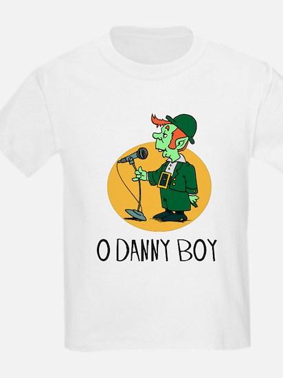 O Danny Boy Kids T-Shirt