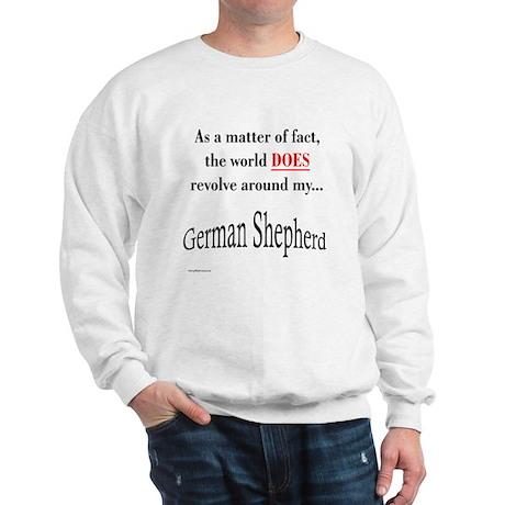 German Shepherd World Sweatshirt