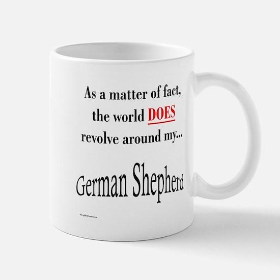German Shepherd World Mug