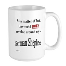 German Shepherd World Mug