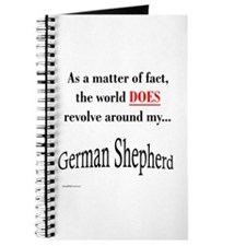 German Shepherd World Journal