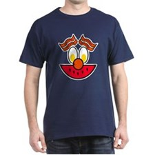 Funny Food Face T-Shirt