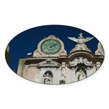 Twin Clock Towerrapani, Palazzo Sen Decal