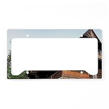 Tatra Mountains Villa Pod Jed License Plate Holder