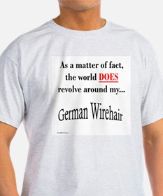 Wirehaired World T-Shirt