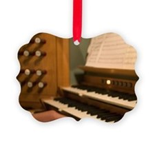 PIpe Organ in concert. Jondal Nor Ornament