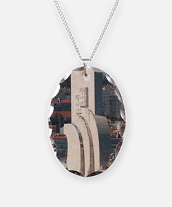 Monument of the Discoveries, L Necklace