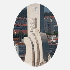 Monument of the Discoveries, Lisbon, Oval Ornament