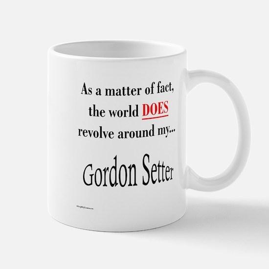 Gordon World Mug