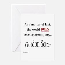 Gordon World Greeting Cards (Pk of 10)