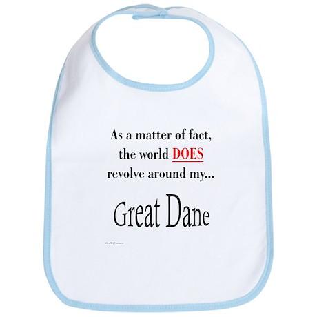 Dane World Bib