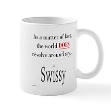 Swissy World Mug