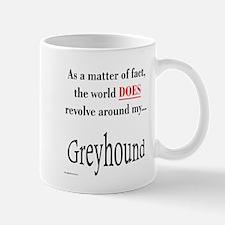 Greyhound World Mug