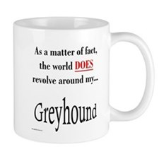 Greyhound World Mug