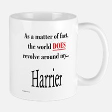 Harrier World Mug