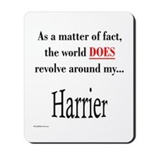 Harrier World Mousepad