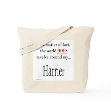 Harrier World Tote Bag