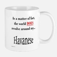 Havanese World Mug
