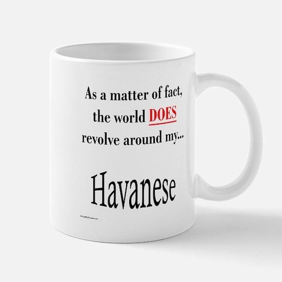 Havanese World Mug