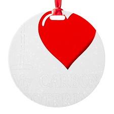 LoveCo2-10x10D Ornament