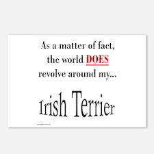 Irish Terrier World Postcards (Package of 8)