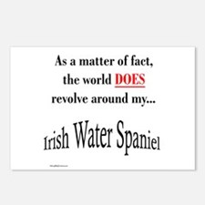Water Spaniel World Postcards (Package of 8)