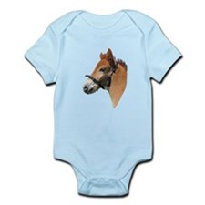 """""""Russ Foal 1"""" Infant Bodysuit"""