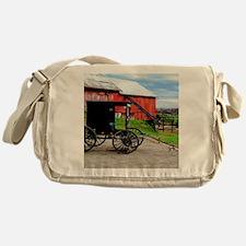 11x11 barn2 Messenger Bag