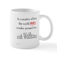 Wolfhound World Coffee Mug