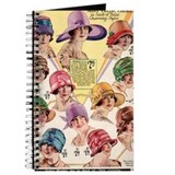 Gatsby in paris Journals & Spiral Notebooks
