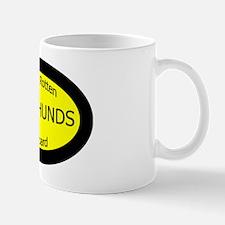 DachshundsSpoiledRottenOnBoard Mug
