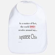 Chin World Bib
