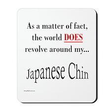Chin World Mousepad