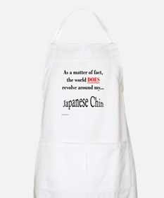 Chin World BBQ Apron