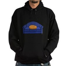 Couch Latke Hoodie