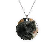 Black Hamster Necklace