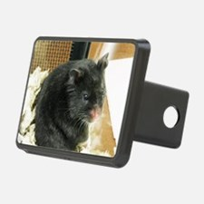 Black Hamster Hitch Cover